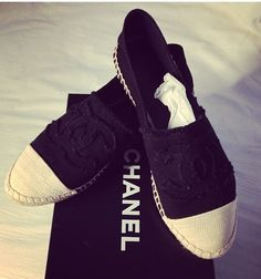 Shoes Chanel summer
