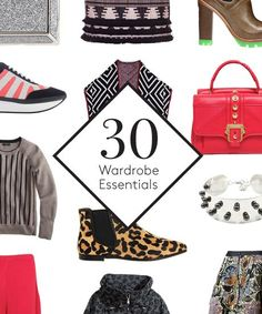 Best Winter Outfits, Our Cold Weather Fashion Guide   We're bringing you 30 winter wardrobe essentials for every budget. Shop gorgeous coats, boots, bags, dresses, and more right here. #refinery29 http://www.refinery29.com/2014/10/76693/best-winter-clothes