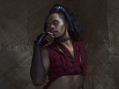 What Pati Solomona Tyrell's photos reveal about being young, queer and Pacific - Paperboy Photography Themes, Senior Photography, Vogue Dance, Documentaries, Leather Jacket, Culture, Photos, Fashion, Studded Leather Jacket
