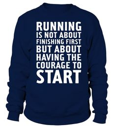 67736fd2 cardio exercise fitness gym health lifting sports weight T shirt . RUNNING  IS NOT ABOUT
