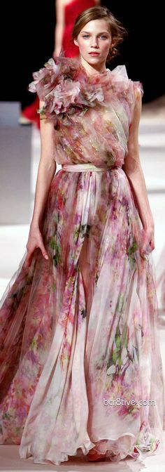 Elie Saab Spring Summer 2011 Haute Couture