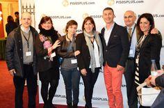 Congreso Inmobiliario Pisosplus en Hotel Londres Donostia