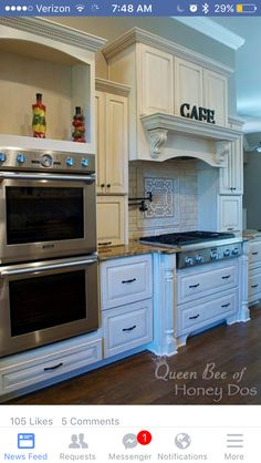New Built In Oven Cabinet