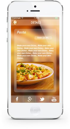 #MobileApp for #Restaurants designs and develops applications that improves overall restaurant management.