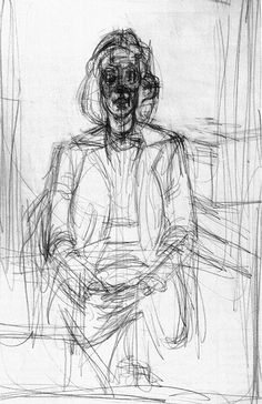 Extended Gesture- by Alberto Giacometti
