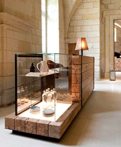 Saint-Lazare priory, an ancient monastery transformed into a magnificent hotel and restaurant
