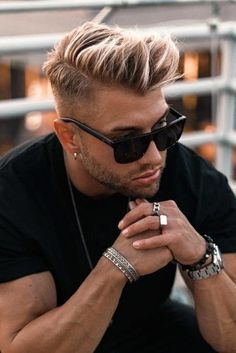 Top 5 Male Hair Trends To Try Pretty Followme Lastminutestylist Dapper Men Haircuts Mens Haircuts 2020 M In 2020 Haircuts For Men The Quiff Quiff Hairstyles