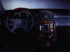 https://flic.kr/p/J3M6m4 | Mercedes-Benz CL Coupé, das neue - Man muss es fühlen, um es zu sehen. 1999_4
