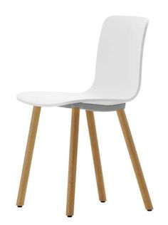 Hal Chair Wood  von Jasper Morrison