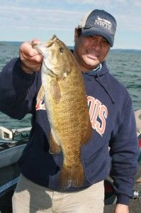 How to Find Smallmouth Bass #fishing