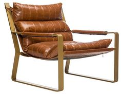 Skyline Leather Chair