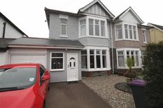 For Sale - 3 bedroom semi-detached house in Llantarnam Road, Cwmbran, Torfaen, Wales