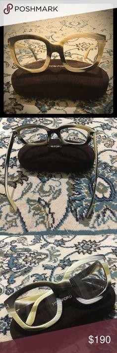 8cb5ac468c05 Super Chic Tom Ford Glasses Super Chic Tom Ford Glasses Rare! No signs of  wear