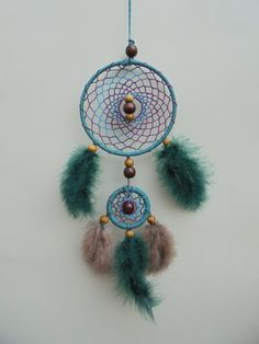 Check out this item in my Etsy shop https://www.etsy.com/uk/listing/293270699/bohemian-dream-catcher-hemp-cord-dream