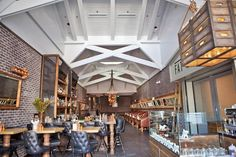 A Full Tour of Gordo's The Fat Cow at The Grove - Eater Inside - Eater LA