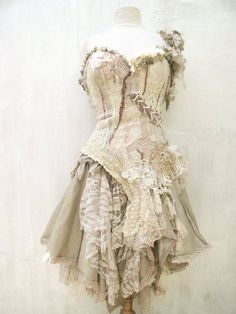 Love this Fairy dress! Must be able to move in it though...