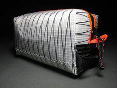 Sailcloth Toiletry Kit / Dopp Kit / Toiletry Bag by RAGGEDedgeGear, $65.00