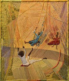 Grupo Matizes Dumont: agulhas que bordam arte | One Curitiba