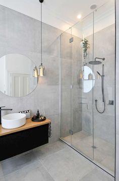 134 Modern Bathroom Designs for Your Most Private Area   #bathroom #interior