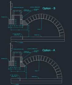 Exceptional Any Flaws In My Dome And Arch Design?   Forno Bravo Forum: The Wood