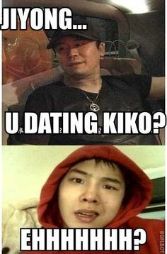 Jiyong and kiko dating divas