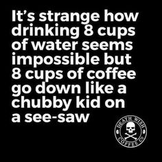 Omg the imagery... I don't even drink coffee but I'm dying LOL