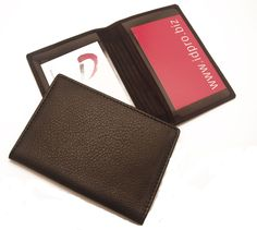 Leather Oyster Card Holders