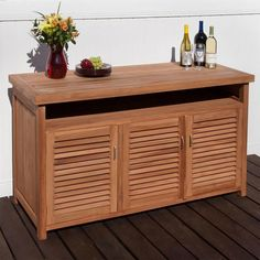 Teak Outdoor Storage Cabinet is among the best cabinets, which can create a very good storage space inside the residence. Like cupboard that's in-door or common, the surface will seem gorgeous and stylish. Because of that, it's likely going to… Continue Reading →