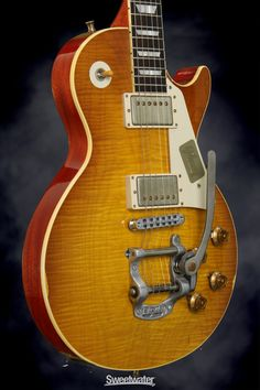 "Gibson Custom Collector's Choice #14, 1960 Les Paul ""Wachtel Burst"" 