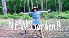NEW ORGANIC GARDEN!! The Cog Vlog