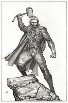 Ausmalbilder Avengers Thor Ausmalbilder Marvel