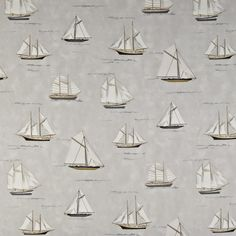 Prestigious Textiles Mariner Pebble - Fabrics - Curtains Made For Free