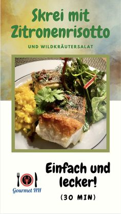 Einfaches und schnelles Rezept für das Ende der Skreisaison und den Start der Salatsaison. Dazu ein paar herzhafte, gebratene Chorizowürfel. Chorizo, Kraut, Gourmet, Simple Recipes, Fast Recipes, Roast, Fresh, Couple