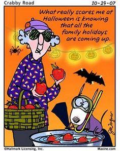 Maxines halloween jokes - Google Search