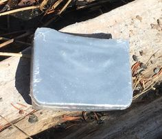 Organic Activated Charcoal Soap with Good Nite Essential Oil