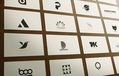 Logos - 2012 on Behance