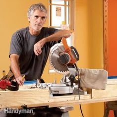 Shortcuts for Trim Carpenters.learn better ways to cut and install casing, baseboard and crown molding, tricks for hanging doors and avoiding bad transitions, and other secrets of trim carpentry profession. Mdf Trim, Baseboard Trim, Wood Trim, Base Moulding, Moldings And Trim, Crown Moldings, Door Molding, Crown Molding Installation, Craftsman Window Trim
