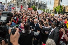Labour right step up the purge  Jeremy Corbyn has huge support. But many of his supporters are being purged from the Labour Party by New Labour Blairites  August 30 2016 .#JC4PM #votersuppression #stopthepurge