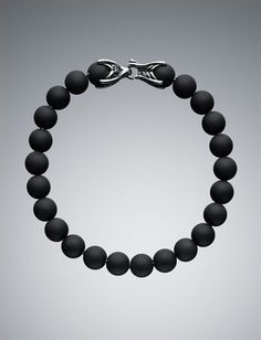 David Yurman Spiritual Black Onyx Bracelet - You can always expect Quality from David Yurman