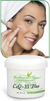 Benefits of CoQ-10 Plus Wrinkle Cream:  Hydrates delicate facial skin while you sleep Vitamins A, C and E fight the signs of premature skin aging.Rejuvenates and fortifies maturing skin for a more youthful look. CoEnzyme Q-10 Plus Cream is the ultimate state-of-the-art anti-aging formula that combines CoQ-10 with nature's proven antioxidant vitamins. Together this rich blend helps improve the appearance of delicate facial skin.