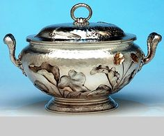 Dominick & Haff Antique Sterling Silver, New York – 1881