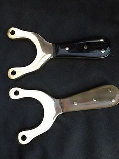 alloy catapults gypsy hunting slingshot buffallo horn handel