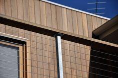 QLD Spotted Gum Shiplap Cladding - Bass Coastal Homes