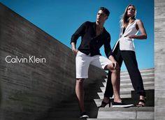 Calvin Klein • Spring 2014
