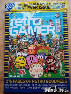 Retro Gamer magazine - 100th Issue!