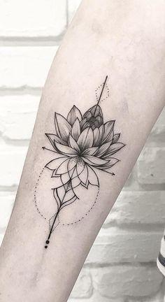 60 besten Ideen für geometrische Tattoos – Bilder und Tattoos – diy tattoo images 60 best ideas for geometric tattoos pictures and tattoos … Lotusblume Tattoo, Tattoo Style, Tattoo Fonts, Body Art Tattoos, Sleeve Tattoos, Tattoo Neck, Wrist Tattoo, Sloth Tattoo, Ship Tattoos