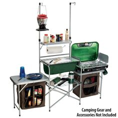Camp Kitchen Table Brent wallin fleabomber on pinterest gander mountain gander mountain deluxe camp kitchen camping outdoor cooking food workwithnaturefo