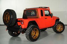 2014 Jeep Wrangler JK-8 SEMA Build Dallas, Texas | Starwood Motors
