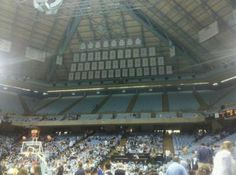 What tradition looks like   <3 my Tar Heel Boys