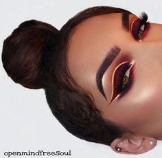 Creative Makeup Looks DIY Makeup ideas Makeup tutorial Makeup tips makeup & beauty makeup, nails, hair, skincare and fashion Makeup On Fleek, Cute Makeup, Glam Makeup, Gorgeous Makeup, Pretty Makeup, Skin Makeup, Makeup Inspo, Makeup Art, Beauty Makeup